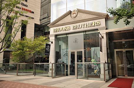 清潭洞 BROOKS BROTHERS